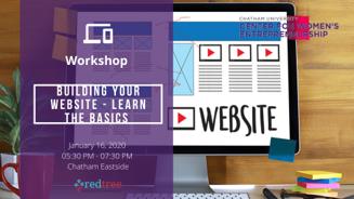 Workshop: Building Your Website – Learn the Basics