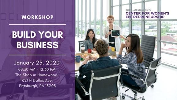 Workshop: Build Your Business