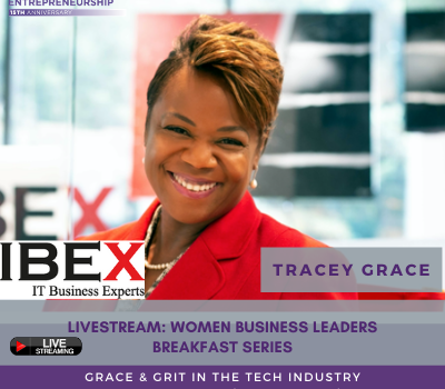 LIVESTREAM: Women Business Leaders Breakfast